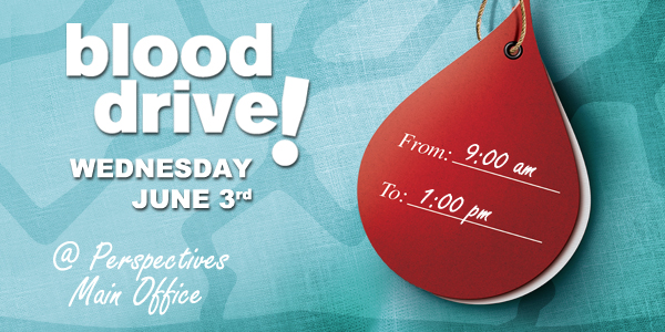 RI Blood Drive at Perspectives in North Kingstown